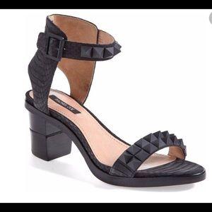 Rachel Zoe ankle strap heel
